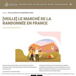 [VEILLE] Le marché de la randonnée en France - Tourisme Cœur du Jura