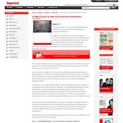 Le Web 2.0 pour la veille et la recherche d?information
