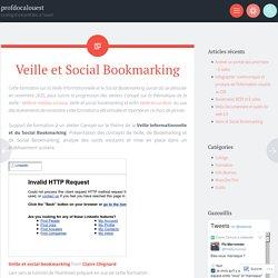 Veille et Social Bookmarking