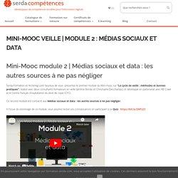 Module 2 : Médias sociaux et data