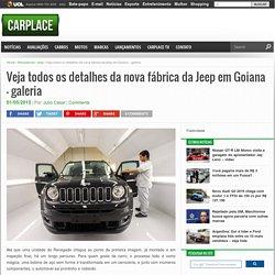 Veja todos os detalhes da nova fábrica da Jeep em Goiana