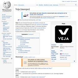 Veja (marque)