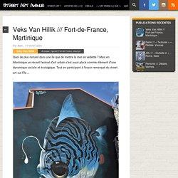 Veks Van Hillik /// Fort-de-France, Martinique
