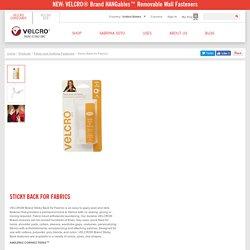 Buy VELCRO® Brand Sticky Back Fasteners for Fabrics