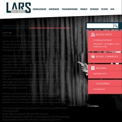 Velkommen – du besøger nu Lars Godbersens blog