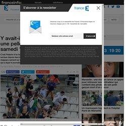 Y avait-il un homme en slip avec une pelle au stade Vélodrome samedi ? - France 3 Provence-Alpes