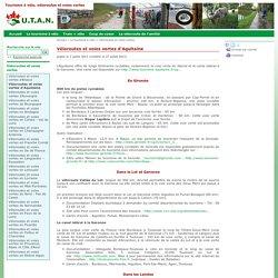 Véloroutes et voies vertes d'Aquitaine - Union touristique Les Amis de la nature - activité véloroutes et voies vertes
