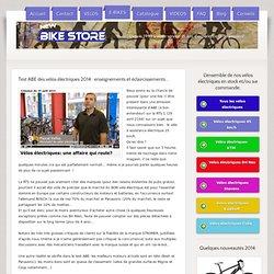 Velos electriques - New Bike Store Geneve