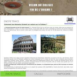 Velum du Colisée