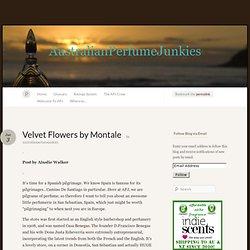 Velvet Flowers by Montale