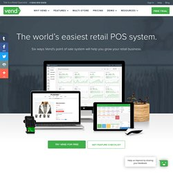 POS system loved by retailers