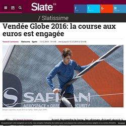 Vendée Globe 2016: la course aux euros est engagée