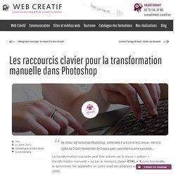Agence Web Créatif VendéeRaccourcis clavier sur Photoshop