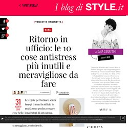 Vendetta uncinetta - VanityFair.it