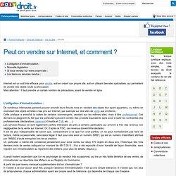 F2 pearltrees - Vendre sur internet suisse ...