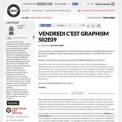 Vendredi c'est Graphism S02e09 » Article » OWNI, Digital Journalism