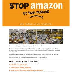 Vendredi Noir pour Amazon