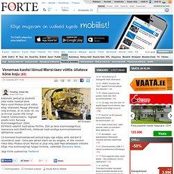 Venemaa kaotsi läinud Marsi-laev võttis üllatava kõne koju - Forte - Delfi - Aurora