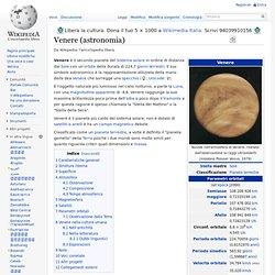 Venere (astronomia)