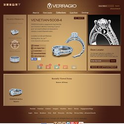 Venetian Engagement Rings