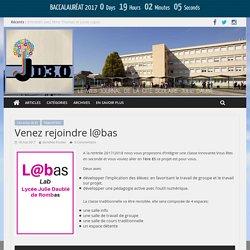 Venez rejoindre l@bas – LE JD 3.0