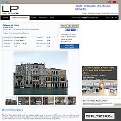Italy - Friuli Venezia Giulia – Palazzo da Mula For Sale on PropGOLuxury