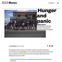 Venezuela's continuing currency crisis pushes country to brink of collapse – VICE News