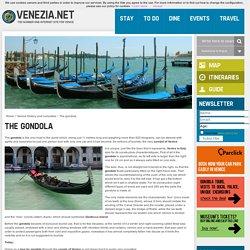 Venice - The Gondola