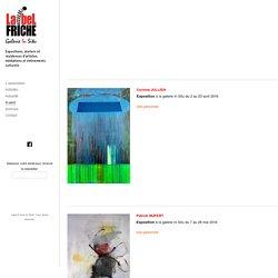 A venir - Label Friche - Galerie d'art dans le Perche