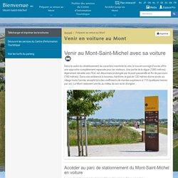 Bienvenue au Mont-Saint-Michel