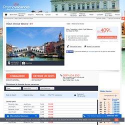 Hôtel Venise Mestre 4* Venise Italie