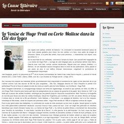 La Venise de Hugo Pratt ou Corto Maltese dans la Cité des Loges