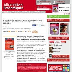 Bosch Vénissieux, une reconversion réussie