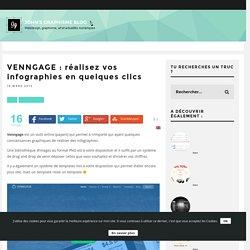 VENNGAGE : réalisez vos infographies en quelques clics