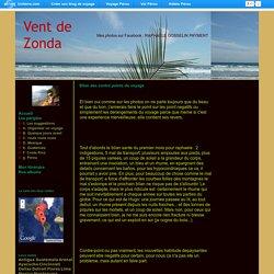 Vent de Zonda - Bilan des contre points du voyage - Blog de voyage