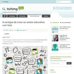 6 ventajas de crear un avatar educativo con Voki
