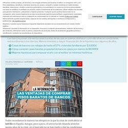Las ventajas de comprar pisos baratos de bancos: hipoteca financiada al 100%