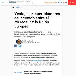 Ventajas e incertidumbres del acuerdo entre el Mercosur y la Unión Europea