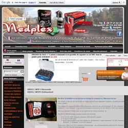 Vente de GS911 WIFI Enthusiast sur Nedplex.fr