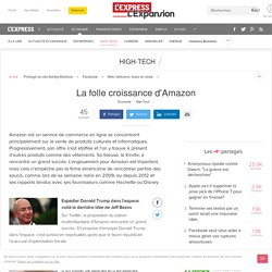 Vente en ligne par Amazon - L'Express L'Expansion