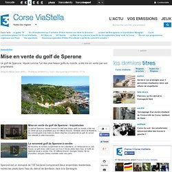 2008 Georges Dewez vend 500 ha Balistra à Vitaly Malkin