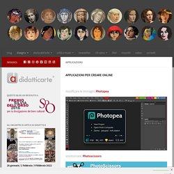 Venticinque applicazioni online per lavorare con creatività