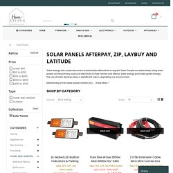 solar roof ventilators afterpay