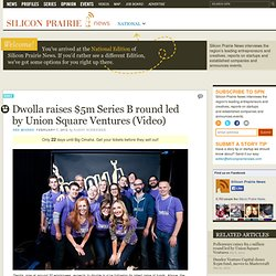 Dwolla raises $5m Series B round led by Union Square Ventures (Video)