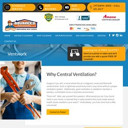 Ventilation Services In New Jersey