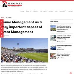 Top Venue Management company in Dubai