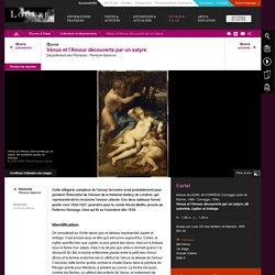 Vénus et l'Amour découverts par un satyre