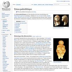 Vénus paléolithique