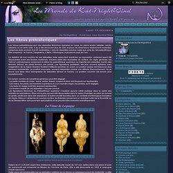 Les Vénus préhistoriques -