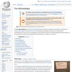 Ver informatique
